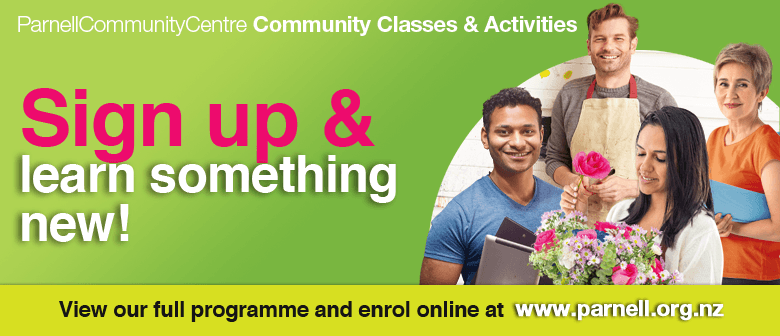 Everyday English - Parnell Community Centre
