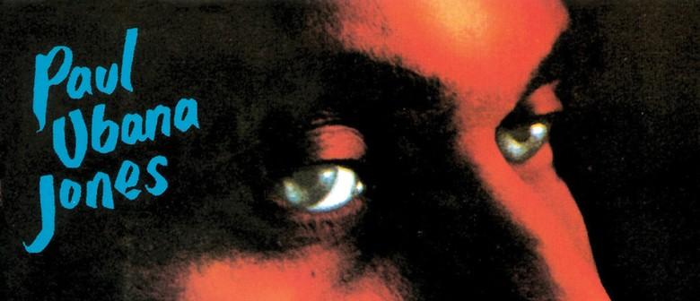Paul Ubana Jones Plays 1988 LP