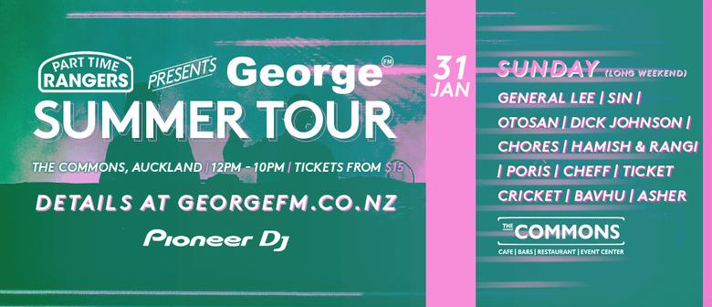 Part Time Rangers -  George Summer Tour