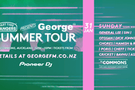 Part Time Rangers -  George Summer Tour