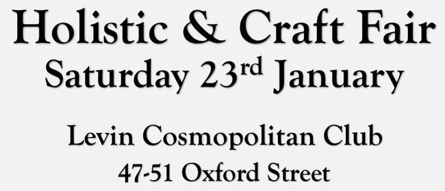 Levin Holistic & Craft Fair