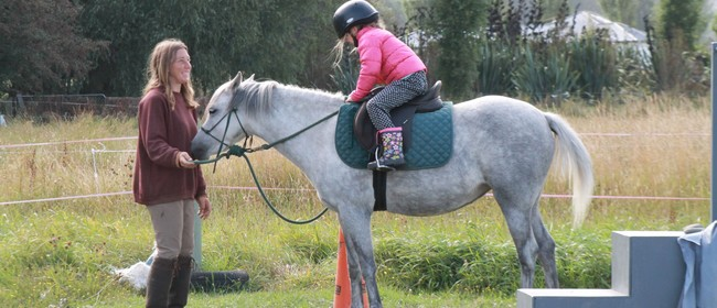 Take Time Out with The Horse - School Holiday Programmes