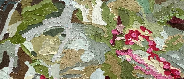Beginning - Paintings by Mary Spacapan