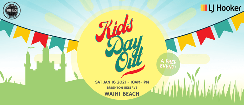 Waihi Beach - Kids Day Out