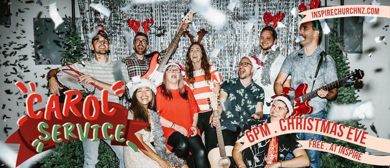 Inspire Christmas Eve Carols