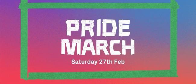 Auckland Pride March