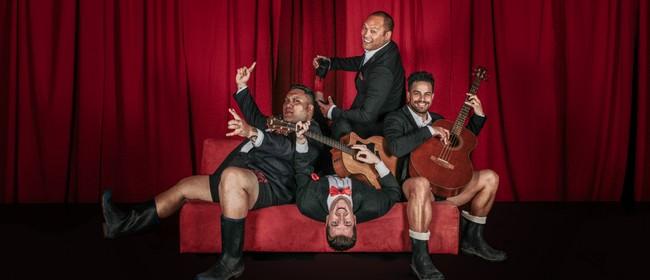 Garage Party | Modern Māori Quartet