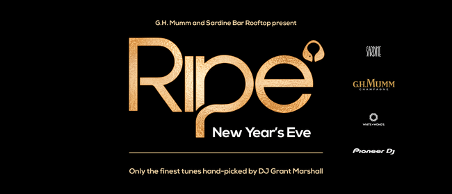 Ripe New Year's Eve 2020