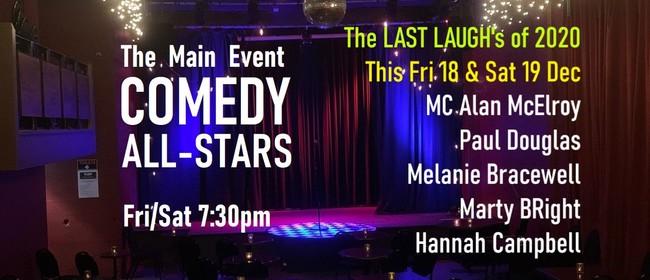 The Classic 'Comeback' Comedy All-Stars