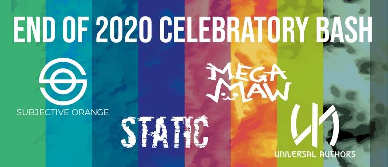 End of 2020 Celebratory Bash!