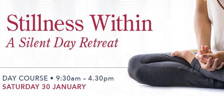 Stillness Within - A Silent Half Day Retreat