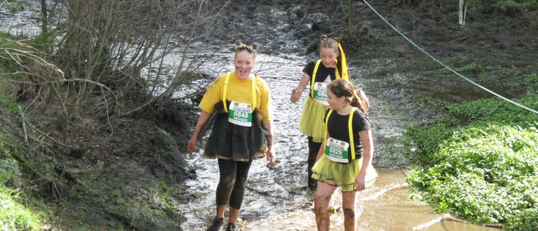 Palmerston North 1-day Junior Tough Guy and Gal Challenge