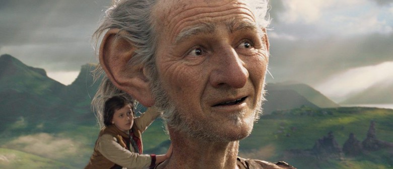 Movies in Parks - The BFG
