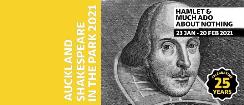 Hamlet - Auckland Shakespeare in the Park 2021