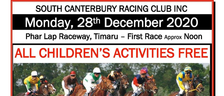 Christmas Races Family Day