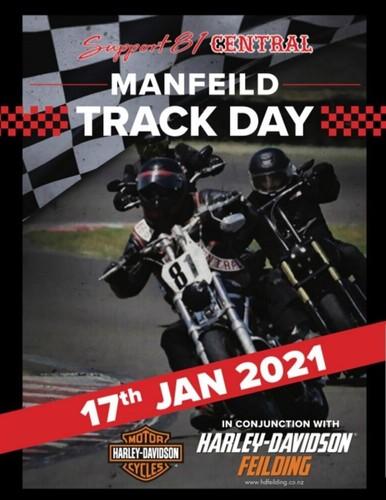 Harley-Davidson Feilding Track day