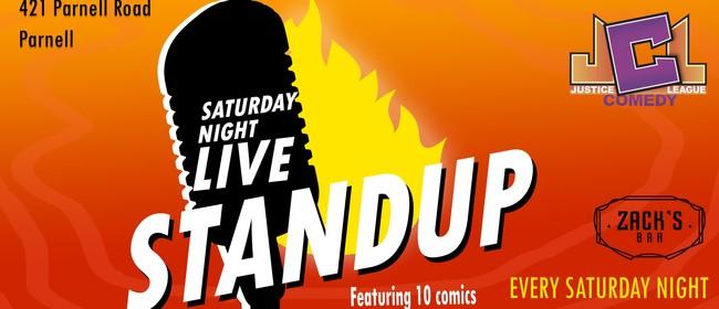 Saturday Night Live Comedy Holly Jolly Christmas Special!