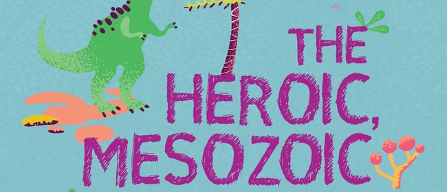 Heroic Mesozoic Gallery Trail