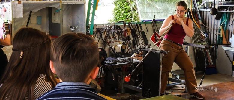 Glass Blowing Weekend Workshop
