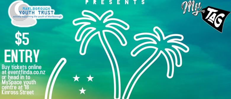 Marlborough Youth Trust Beachfest Event