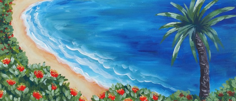 Paint and Wine Night - Blue Bay