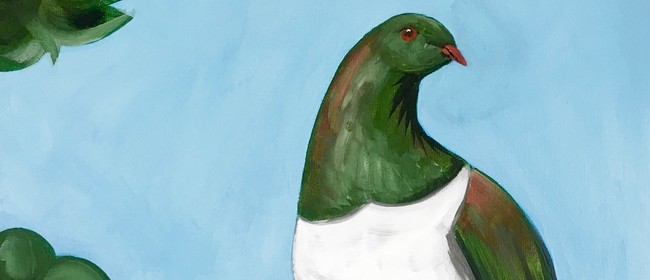 Paint and Wine Night - Kereru