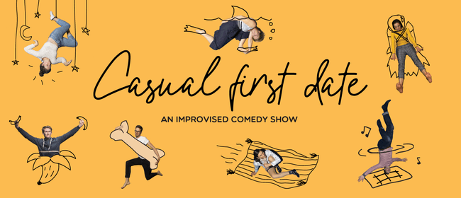 Casual First Date — A Tairua Improvised Comedy Show
