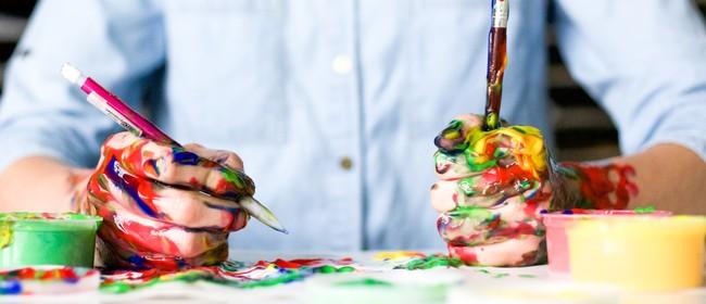 Art Workshop: De-stress the Creative Way
