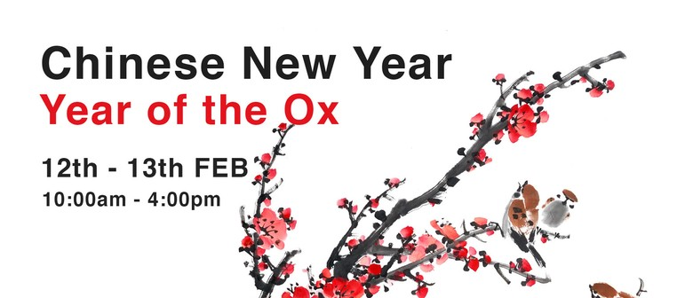 Chinese New Year: Year of the Ox