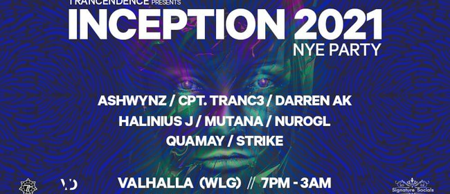 Inception 2021: Trance NYE Party