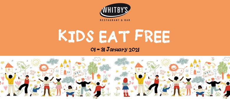 Kids Eat Free Buffet