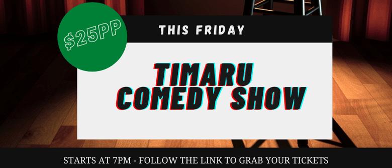 Timaru Comedy Show