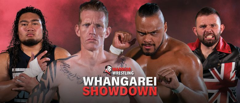 Warrior Wrestling: Whangarei Showdown