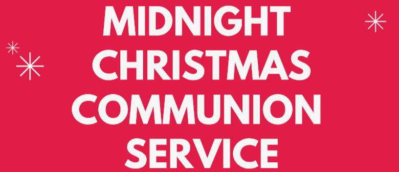Midnight Christmas Service