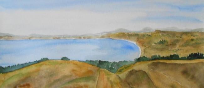 Land Form Exhibition by Bev Doohan