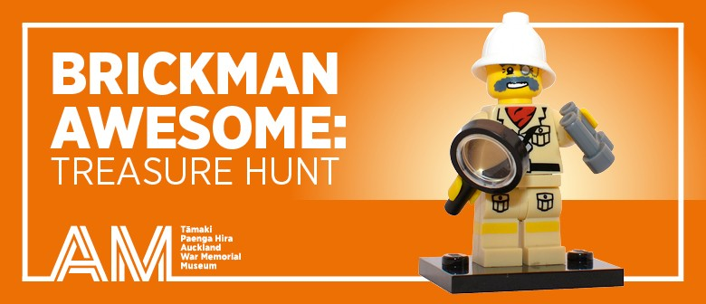 Brickman Awesome Treasure Hunt