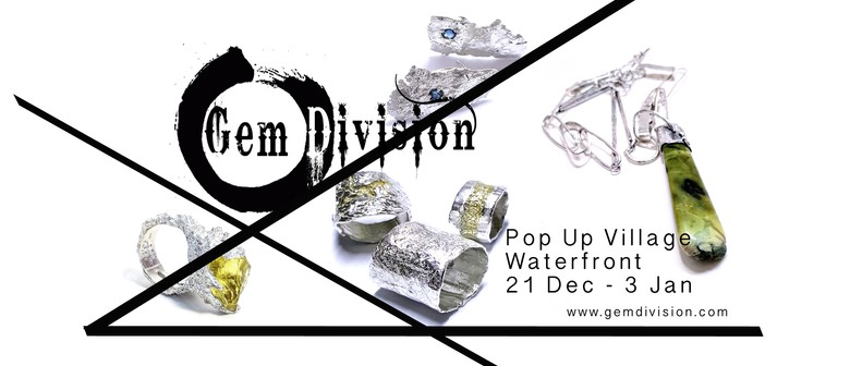 Gem Division Contemporary Jewellery Exhibition