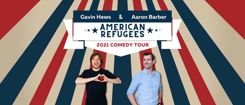 American Refugees Comedy Show