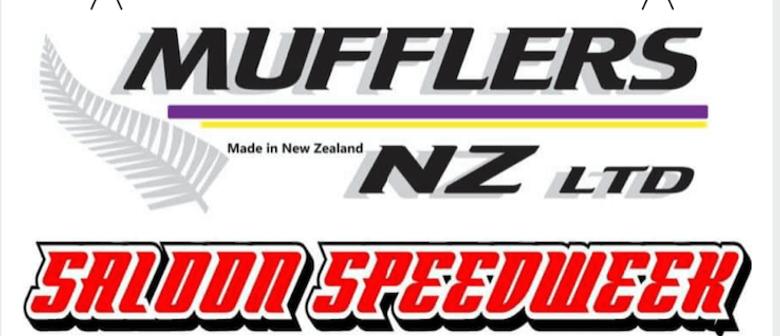 Mufflers NZ Saloon Speedweek New Years Day