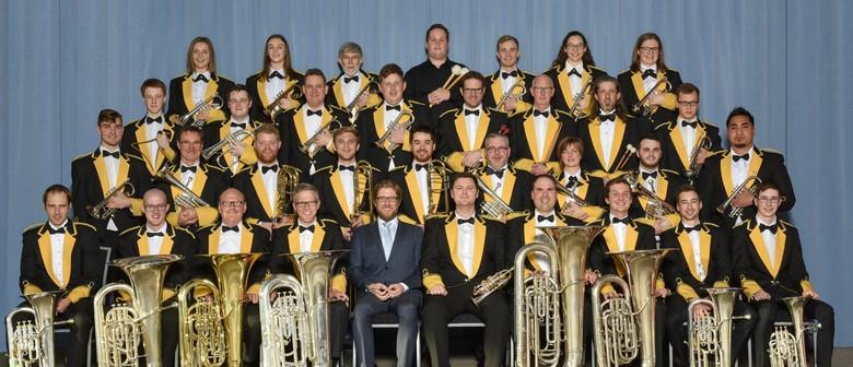 Gardens Magic 2021 - Wellington Brass Band
