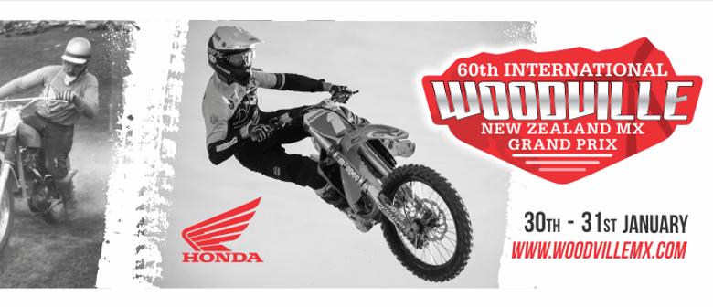 60th International Woodville New Zealand MX Grand Prix
