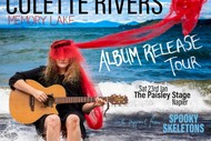 Colette Rivers - Memory Lake - Album Launch Tour