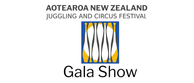 The Aotearoa New Zealand Juggling and Circus Festival Gala