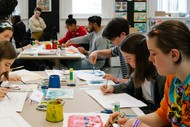 School Holiday Programmes at the Gallery