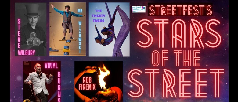 StreetFest's Stars of the Street
