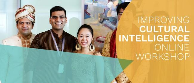 Improving Cultural Intelligence Online Workshop