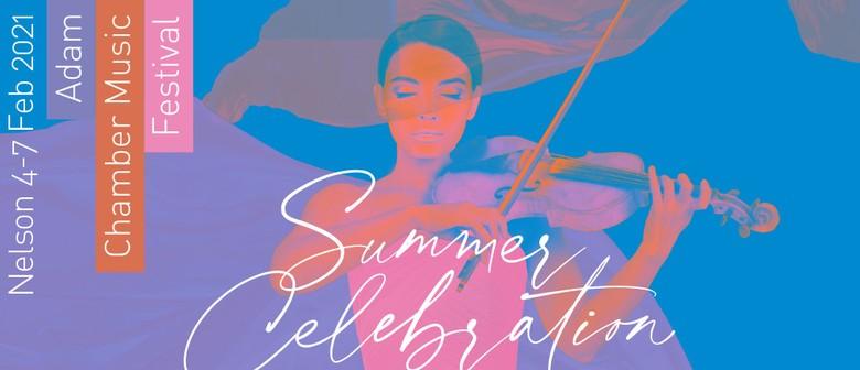 Adam Summer Celebration: Afternoon Delight