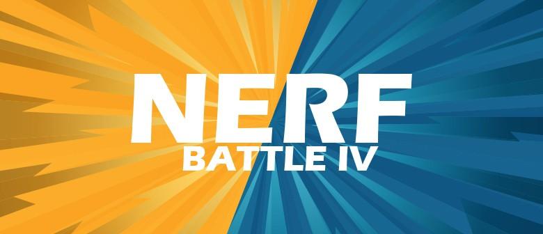 Nerf Battle IV