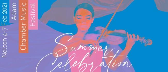 Adam Summer Celebration: Endres Plays Schubert