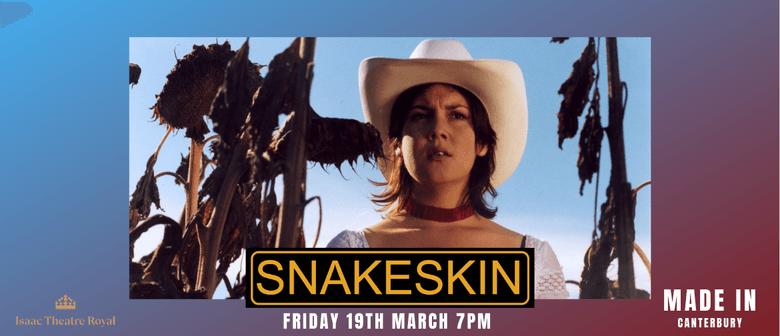 Snakeskin - Made In Canterbury Film Screening